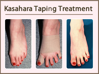 Kasahara Taping Treatment